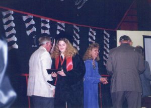 My High School Graduation