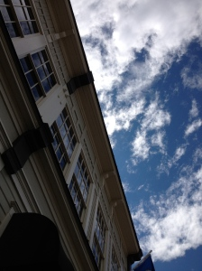 Building & Sky in Old Towne Tacoma