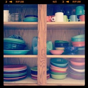 """""""On the Shelf"""": Fiesta Ware"""