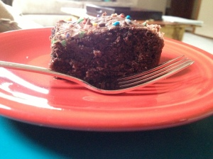 36th Birthday cake